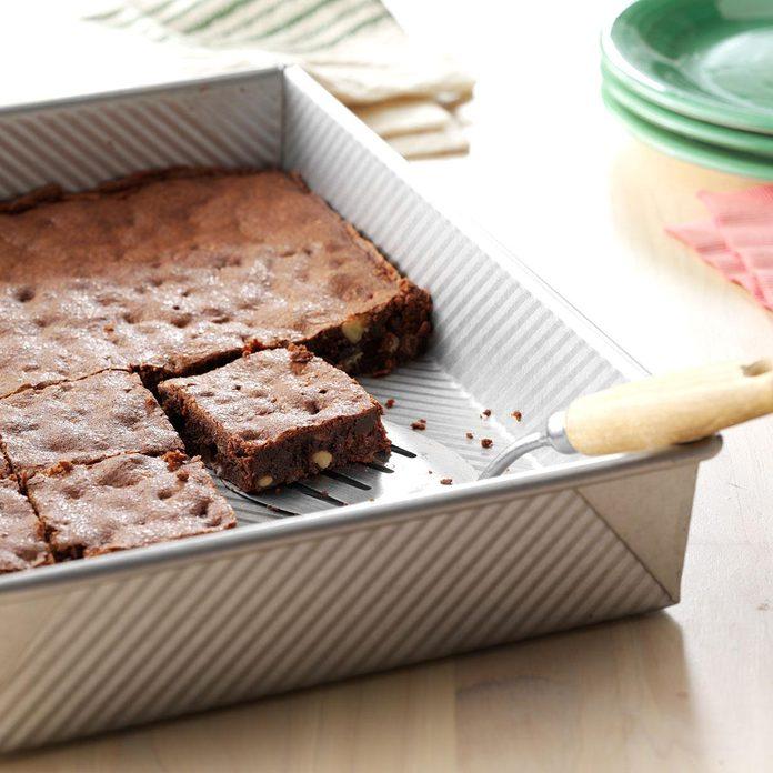 Peppermint-Fudge Brownie Mix