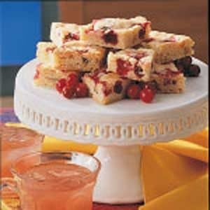 Favorite Cranberry Nut Bars
