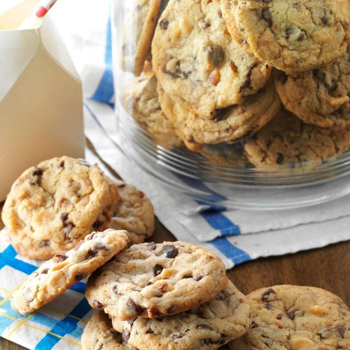 Inspired by: Chocolate Chunk Cookies