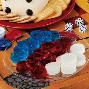Gelatin Game Chips