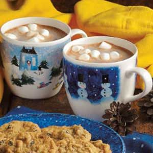 Wintry Hot Cocoa Mix