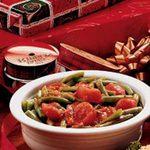 Festive Green Beans