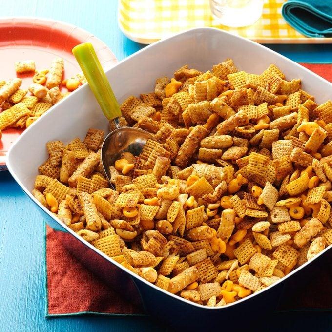 Crunchy Italian Snack Mix