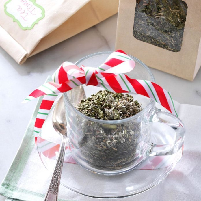 Winter Herb Tea Mix