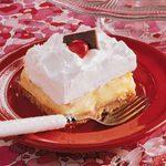 Graham Cracker Banana Cream Dessert