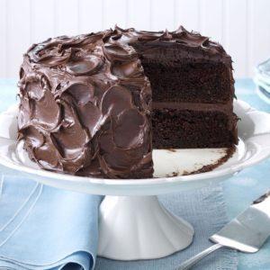 Come-Home-to-Mama Chocolate Cake