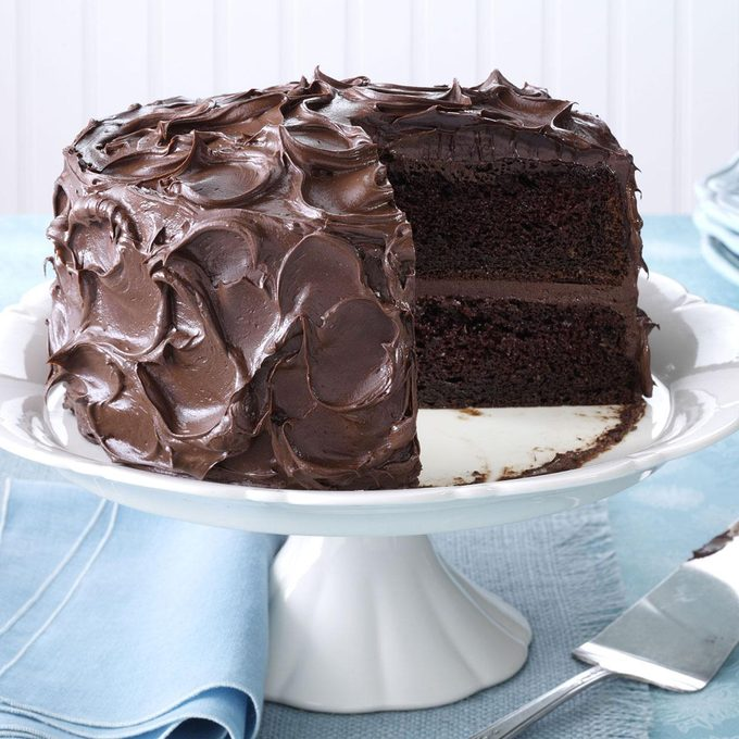 Come-Home-to-Mama Chocolate Cake
