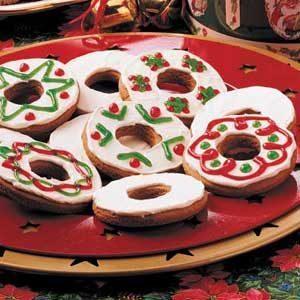 Gingerbread Rings