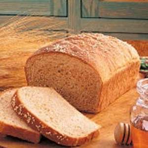 Sesame Wheat Bread