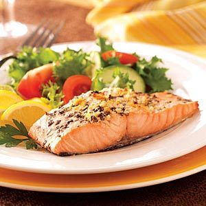 Grilled Salmon Fillet Recipe How To Make It Taste Of Home