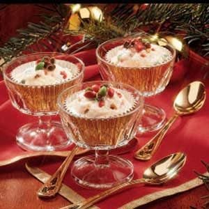 Noel Ice Cream Cups