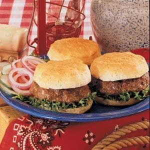 Chuck Wagon Burgers