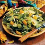 Orange-Avocado Tossed Salad