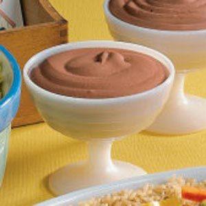 Chocolate Fudge Mousse