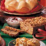 Cranberry Nut Sweet Potato Bread