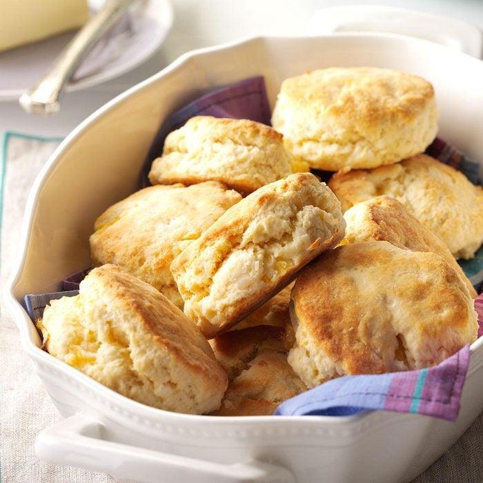 Pina Colada Biscuits