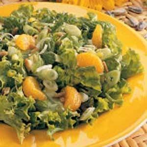 Mandarin Tossed Salad