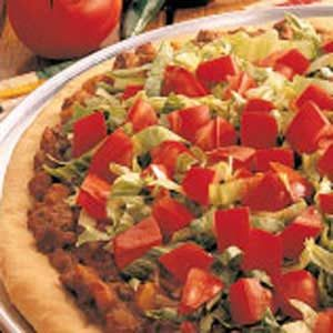 South-of-the-Border Pizza