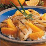 Glazed Herb Chicken
