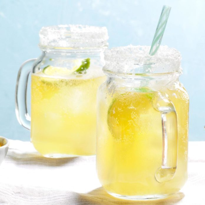 Refreshing Beer Margaritas