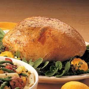 Lemon-Herbed Turkey Breast