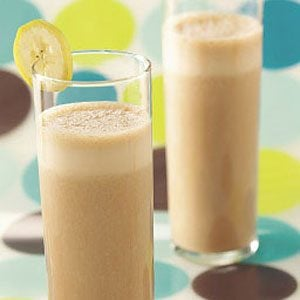 Banana Cocoa Smoothies