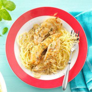 Basil-Lemon Chicken