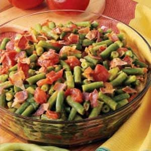 Creole Green Beans