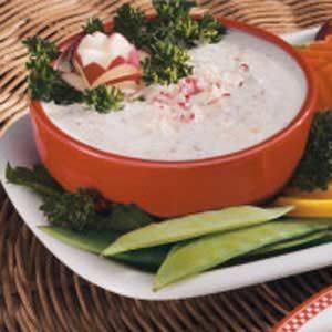 Yogurt Veggie Dip
