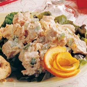 Orange Chicken Salad