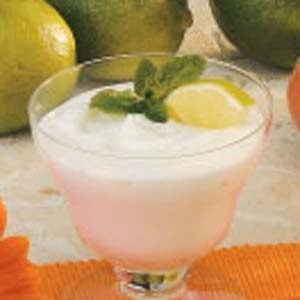 Simple Lime Mousse