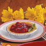 Quick Cherry Cream Cheese Tart