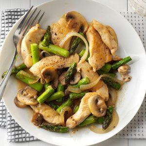 Chicken Veggie Skillet