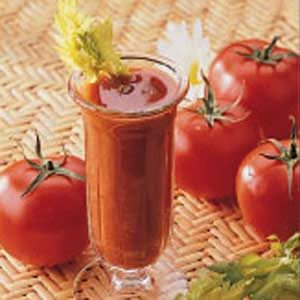 Spicy Tomato Cooler