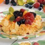 Berry Phyllo Tarts