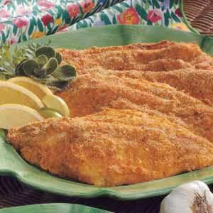 Flavorful Catfish Fillets