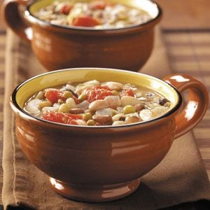 Sixteen Bean Soup Recipe How To Make It Taste Of Home