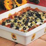 Simple Mexican Lasagna