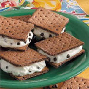 Mock Ice Cream Sandwiches