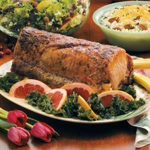Tangy Pork Loin Roast