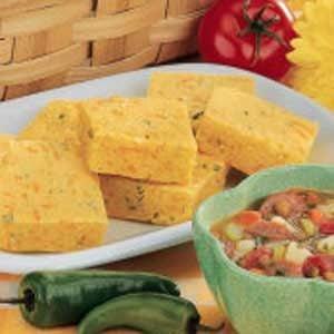 Jalapeno Corn Bread