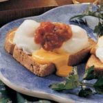 Zesty Poached Eggs
