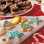 Sugar Cookies with Sour Cream