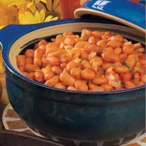 Salsa Pinto Beans