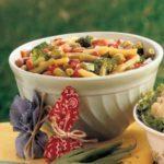 Marinated Vegetable Bean Salad