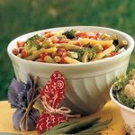 Marinated Vegetable Bean Salad