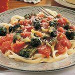Broccoli Fettuccine