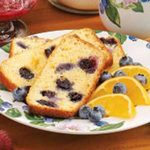 Blueberry-Orange Quick Bread