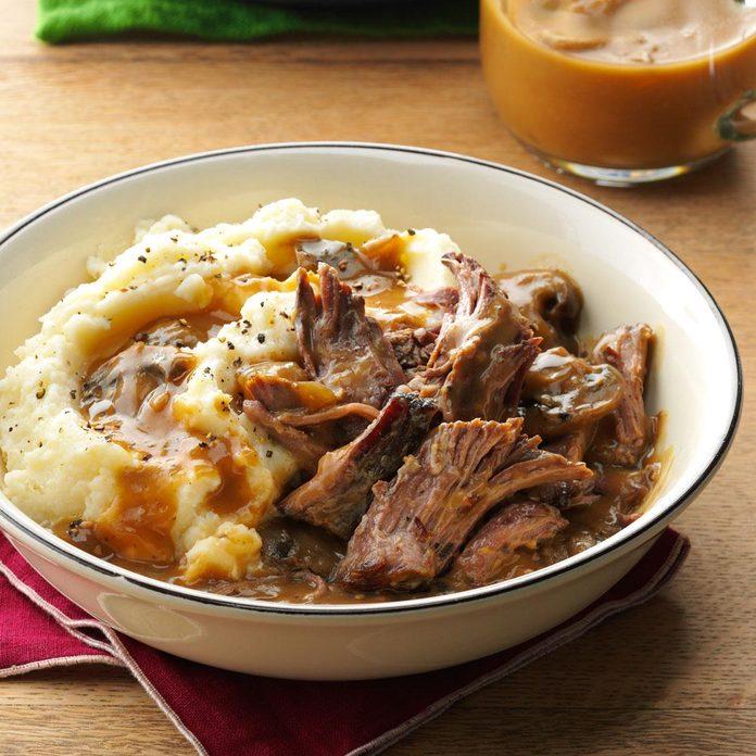 21: Slow-Cooker Pot Roast