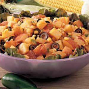 Spicy Potato Salad